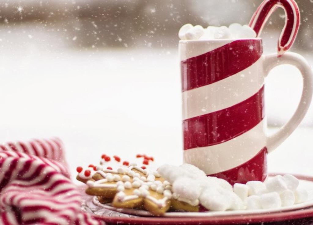 Decorative image relating to Christmas Blog Post Ideas.